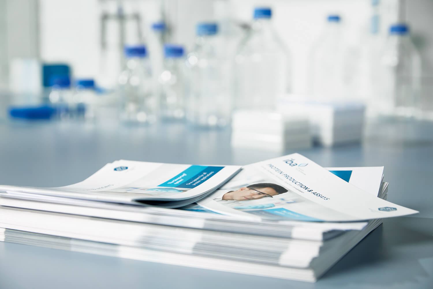 Download brochures, flyers, application notes and white papers