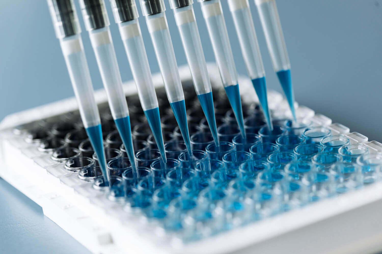 ELISA – Enzyme-linked immunosorbent assay
