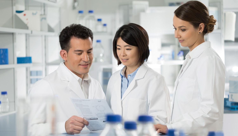 IBA Lifesciences team